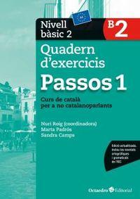 PASSOS 1 BASIC QUAD 2 - CURS DE CATALA PER A ADULTS