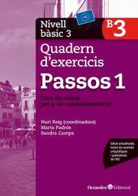 PASSOS 1 BASIC QUAD 3 - CURS DE CATALA PER A ADULTS