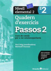 PASSOS 2 ELEMENTAL QUAD 2 - CURS DE CATALA PER A ADULTS