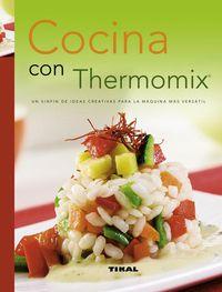 Cocina Con Thermomix - Aa. Vv.