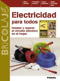 Electricidad Para Todos - Aa. Vv.