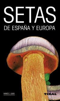 Setas De Europa Y España - Aa. Vv.