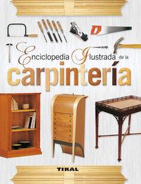 Carpinteria - Enciclopedia Ilustrada - Aa. Vv.