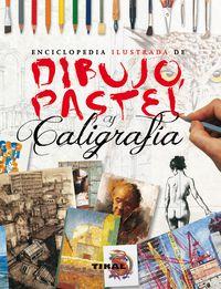 Enciclopedia Ilustrada De Dibujo, Pastel Y Caligrafia - Ian Sidaway / Sarah Hoggett / Janet Mehigan / Hazel Harrison
