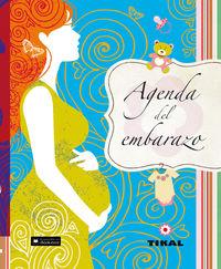 Agenda Del Embarazo - Aa. Vv.