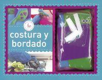 Costura Y Bordado - Made By Me - Aa. Vv.