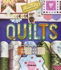 Quilts - Colchas De Patchwork - Aa. Vv.