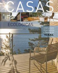 Casas Ecologicas - Josep V. Graell