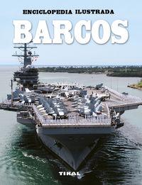 Barcos - Enciclopedia Ilustrada - David Ross