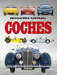 Coches - Enciclopedia Ilustrada - Aa. Vv.
