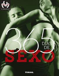 365 DIAS DE SEXO - SEXO DE BOLSILLO
