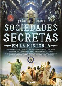 sociedades secretas en la historia - Joe Reacher