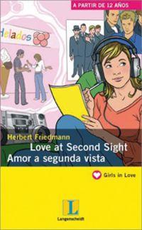 LOVE AT SECOND SIGHT = AMOR A SEGUNDA VISTA