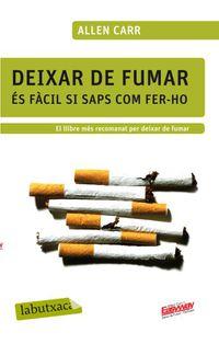 DEIXAR DE FUMAR ES FACIL SI SAPS COM