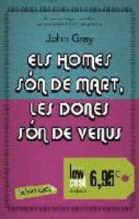 HOMES SON DE MART, LES DONES SON DE VENUS, ELS