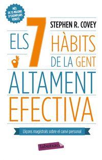 7 HABITS DE LA GENT ALTAENT EFECTIVA, ELS