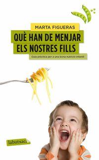 Que Han De Menjar Els Nostres Fills - Marta Figueras