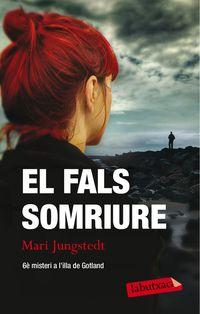 El fals somriure - Mari Jungstedt