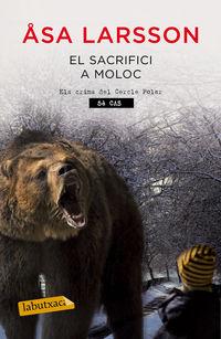 El sacrifici a moloc - Asa Larsson