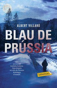 Blau De Prussia - Albert Villaro