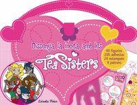Dissenya La Moda Amb Les Tea Sisters (maletin) - Tea Stilton