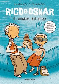 Rico & Oskar 2 - El Misteri Del Bingo - Andreas Steinhofel