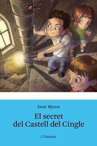El secret del castell del cingle - Enid  Blyton