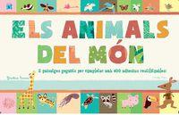 Els animals del mon - Aa. Vv.