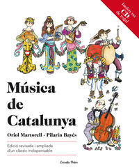Musica De Catalunya - Pilarin  Bayes  /  Oriol  Martorell