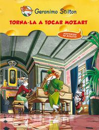 Torna-la A Tocar, Mozart! - Geronimo Stilton