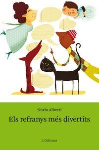 Els refranys mes divertits - Nuria  Alberti Martinez Velasco