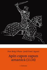 Apin Capon Zapun Amanica (1134) - Pere  Roig Plans
