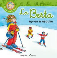 La berta apren a esquiar - Liane Schneider