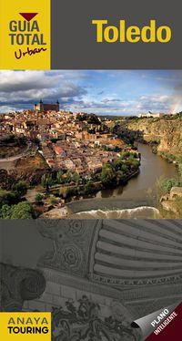 Toledo (guia Total Urban) - Pascual Izquierdo