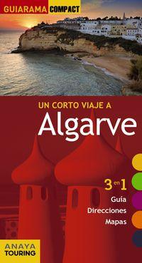 Guiarama Compact - Algarve - Un Corto Viaje - Carlos Alonso Babarro
