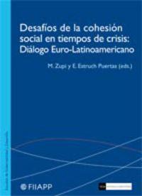 Desafios De La Cohesion Social En Tiempos De Crisis - Marco Zupi