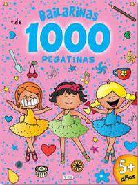 Bailarinas - 1000 Pegatinas - Aa. Vv.