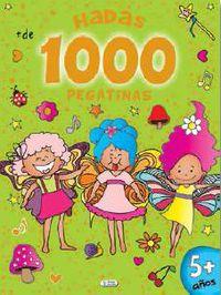 Hadas - 1000 Pegatinas - Aa. Vv.