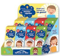 Actividades Para Mentes Rapidas (5-6 Años) - Aa. Vv.