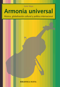 Armonia Universal - Javier Noya