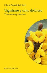 VAGINISMO Y COITO DOLOROSO - TRATAMIENTO Y SOLUCION
