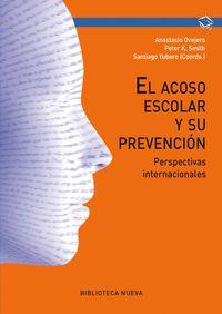 ACOSO Y SU PREVENCION, EL - PERSPECTIVAS INTERNACIONALES