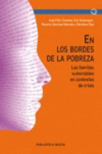 En Los Bordes De La Pobreza - Jose Felix Tezanos