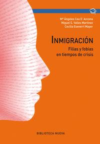 Inmigracion - Aa. Vv.