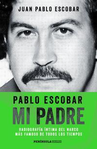 Pablo Escobar, Mi Padre - Juan Pablo Escobar