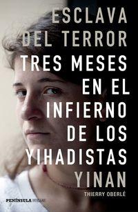 Esclava Del Terror - Jinan  /  Thierry  Oberle