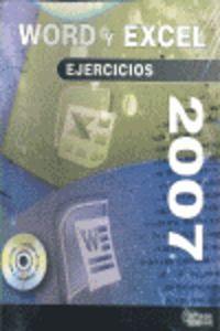 WORD Y EXCEL 2007 - EJERCICIOS