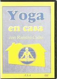 (DVD) YOGA EN CASA CON RAMIRO CALLE