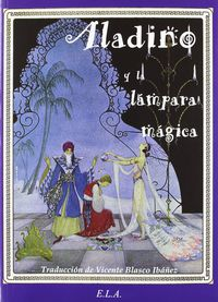 Aladino Y La Lampara Magica - Vicente Blasco Ibañez