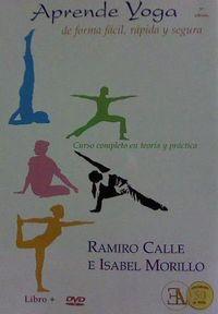 (5 ED) APRENDE YOGA - DE FORMA FACIL, RAPIDA Y SEGURA (+DVD)
